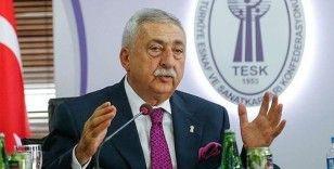 TESK Genel Başkanı Palandöken: 'Müze ziyaretçi sayısı esnafı da etkiliyor'
