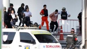 Tayland'da alışveriş merkezinde katliam yapan asker öldürüldü