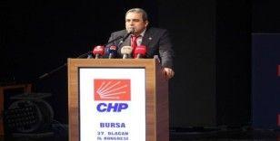 CHP Bursa'da Başkan İsmet Karaca oldu