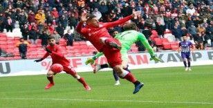 TFF 2. Lig: Samsunspor: 2 - Afjet Afyonspor: 0