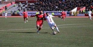 TFF 2. Lig: Kahramanmaraşspor: 1 - Van Spor Futbol Kulübü: 0