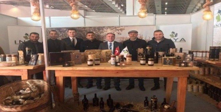 Germencik Belediyesi 205 çiftçiyi tarım ve hayvancılık fuarına götürdü