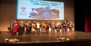 """Maltepe'de """"İran Kültür Haftası"""" Mevlana heykeliyle taçlandı"""