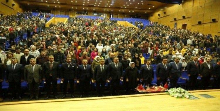Binlerce üniversite adayı ile Diyarbakır'da buluştu