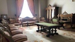 II. Abdülhamid bu odada hayata gözlerini yumdu
