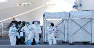 Japonya'daki karantina gemisinde virüs hızla yayılıyor
