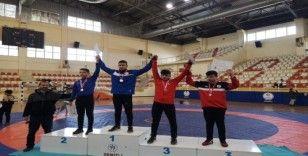 Horzum Ve Özbek Bölge Şampiyonu Oldu