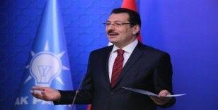 AK Parti Genel Başkan Yardımcısı Yavuz: 'CHP'liler yine o kurgu sözden medet umdular'