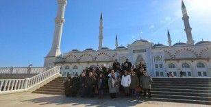 Başakşehir'den Çamlıca'ya kültür gezisi