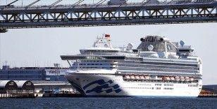 Japonya'da karantina altındaki gemide 60 kişide daha koronavirüs tespit edildi