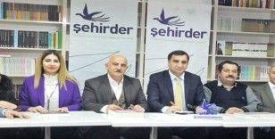"""Şehirder: """"KKTC Cumhurbaşkanı açıklamalarıyla Türk varlığına ihanet etmiştir"""