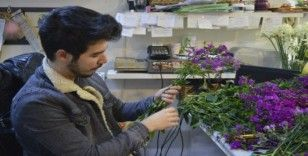 (Özel) 14 Şubat'ın kötü geçmemesi için çiçeğinizi güvenilir adresten alın