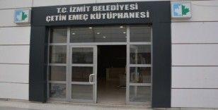 İzmit Belediyesi Çetin Emeç'in ismini kütüphanede yaşatacak