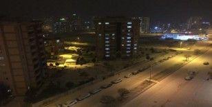 Diyarbakır'a 4 yıl sonra kar yağdı