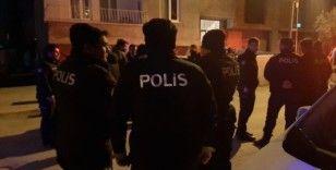 İki grup arasındaki kavgaya polis müdahale etti