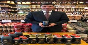 Cumhurbaşkanı Erdoğan'ın dut pekmezi tavsiyesi satışları artırdı