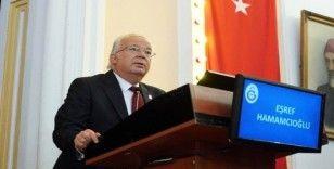 """Eşref Hamamcıoğlu: """"Camiamız ve divan üyelerimiz başkanımız Mustafa Cengiz'den özür beklemektedir"""""""