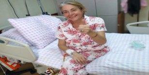 KKTC'den gelen karaciğer ile Isparta'da sağlığına kavuştu