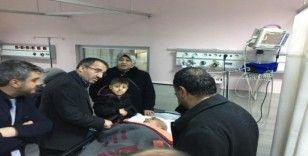 Kamu Hastaneleri Genel Müdürü Ataseven'in Bitlis ziyareti