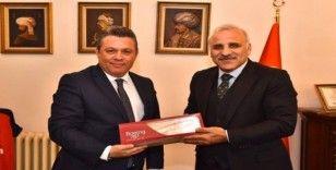 """Zorluoğlu: """"Sümela'ya teleferik projesini yakında ihale edeceğiz"""""""