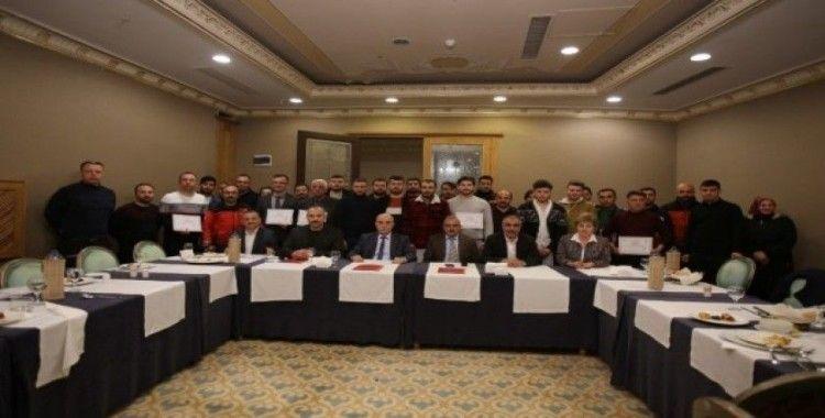 2 bin 110 itfaiye eri Kocaeli'de eğitimden geçti