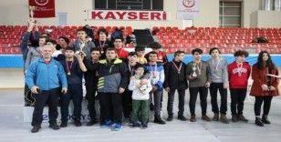 Okullar arası satranç il birinciliği tamamlandı