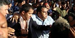 Guaido'nun amcası Marquez gözaltına alındı