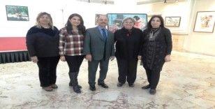 Mehmet Tevfik Utku'dan 3. kişisel sergi