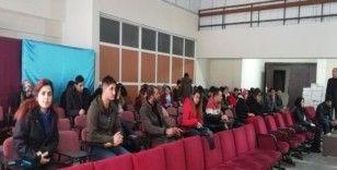 Van'da sağlık personeline yabancı dil eğitimi