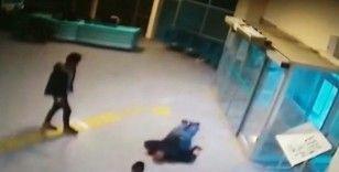 Kağızman'da amcasını öldüren gencin görüntüleri ortaya çıktı
