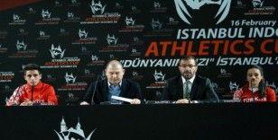 """Fatih Çintimar: """"Seyircilerimize atletizm şöleni sunacağız"""""""