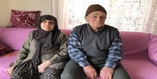 (Özel) 67 yıllık evli çiftten mutluluk önerileri