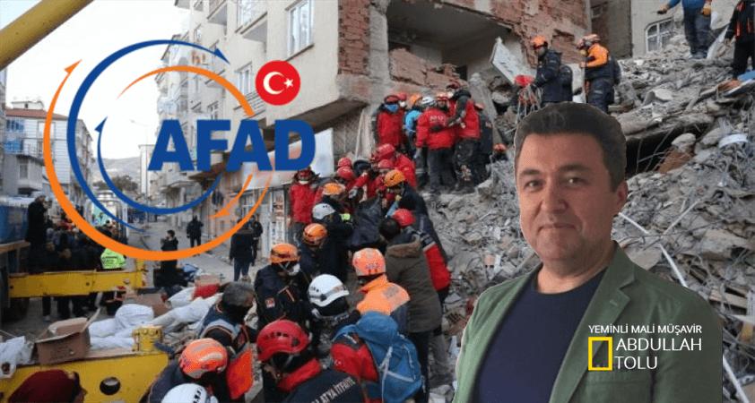 Elazığ depremiyle ilgili yapılan 'Bağış ve Yardımların İndirimi'ne ilişkin mevzuat eksikliği giderildi..!