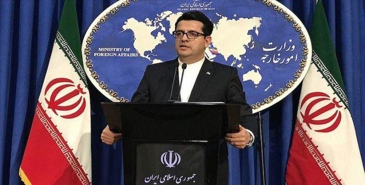 İran'dan yabancı şirketlere uyarı