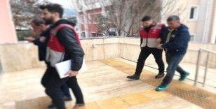 Suç makinesi yankesiciler Kocaeli'de yakalandı
