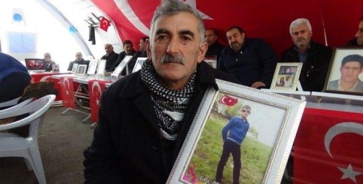 HDP önündeki ailelerin evlat nöbeti 166'ncı gününde