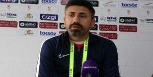 Hatayspor - Akhisarspor maçının ardından