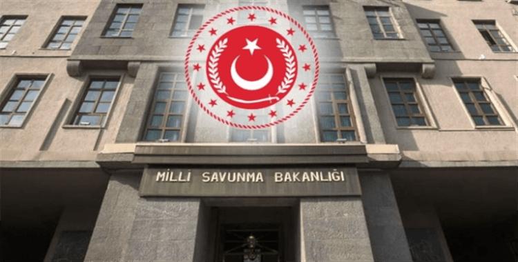 MSB: 'Barış Pınarı Bölgesindeki çocuklara mayın/EYP'den korunma eğitimi verildi'