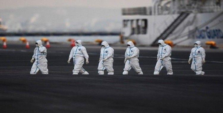 ABD karantina gemisindeki vatandaşlarını tahliye edecek