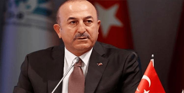 Dışişleri Bakanı Çavuşoğlu: 'Libya'da tek çözüm siyasi çözümdür'