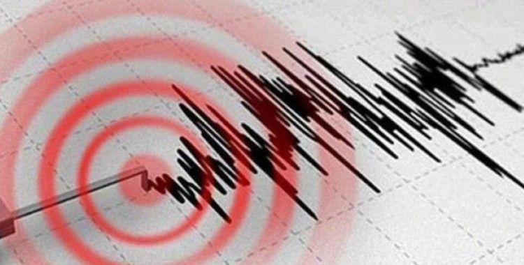Tunceli'de 3.6 büyüklüğünde deprem