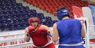 Ordu'daki boks şampiyonası sona erdi