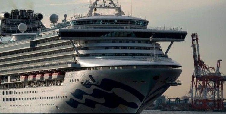 ABD, Japonya'daki karantina gemisinden vatandaşlarını tahliye ediyor
