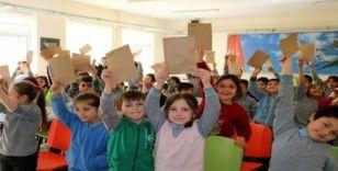 SEKA Kağıt Müzesi köy okullarına ulaşıyor