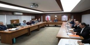 Kocasinan'da 2020 yılına damga vuracak dev projeler toplantısı
