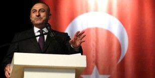 Çavuşoğlu, Çin Dışişleri Bakanı Yi'ye taziyelerini iletti