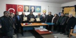 """Başkan Murat Çakır: """"Bizler hep birlikte Şaphane için var gücümüzle çalışacağız"""""""