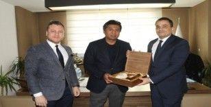 Sri Lanka Büyükelçisi'ne 'Mesir Festivali' daveti