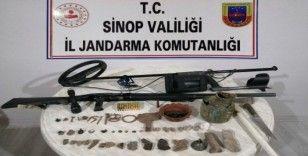 Sinop'ta tarihi eser kaçakçılığı
