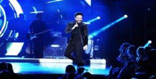 Megastar Tarkan'dan Monte Carlo'da muhteşem konser